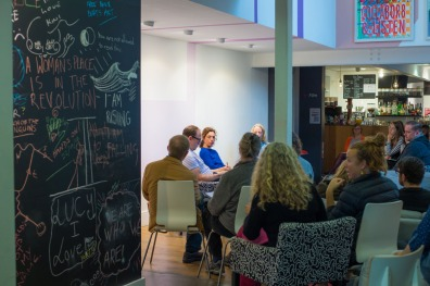 Breakfast Discussion- We The People- Plymouth Arts Centre