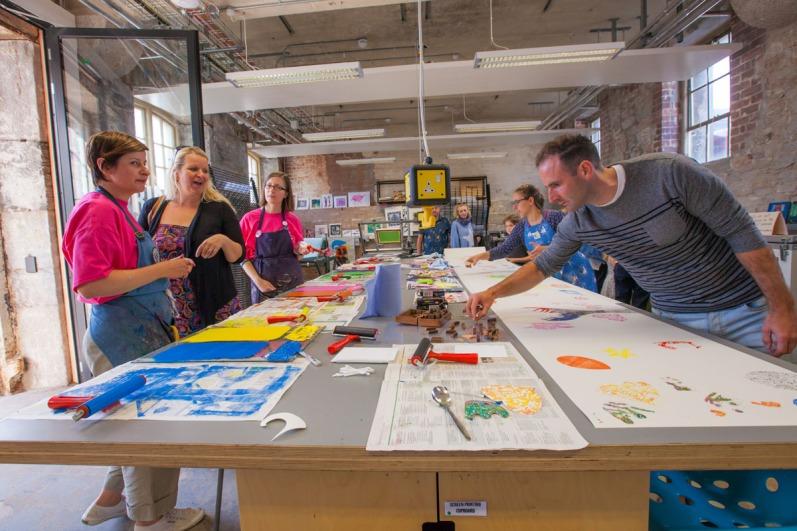 Print Room Ocean Studios