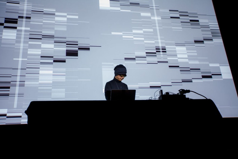 The Atlantic Project, Ryoji Ikeda, credit Rod Gonzalez